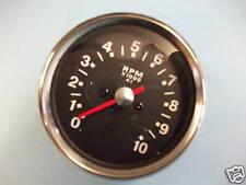 TACHOMETER CLOCK  TRIUMPH BSA NORTON 4-1 RATIO  TIGER100 T120 T140 BONNEVILLE