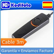 Reino Unido stock Interruptor de liberación Sigma CR-31 Cable para Cámara Digital DP2 Quattro