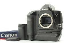 【 EXC+++++ 】Canon EOS-3 EOS3 35mm SLR Camera Body w/ PB-E1 from Japan #0551