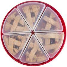 Plástico transparente de Microondas Comida Placa Aislante durable cubierta fácil proteger de insectos