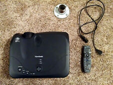 ViewSonic PJ862 LCD Projector 3,100 Lumens W/ Remote Ceiling Mount Bundle