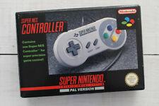 Super Nintendo Boxed Control Pad
