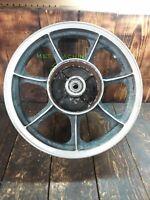 1982 Kawasaki KZ440 Oem rear wheel rim *straight*