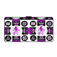 KLNon-Slip 2 Person Dancing Mat Blanket Yoga Rug For PC Computer TV Games 11mm