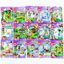 LEGO Friends Complete set of 15 Pets Poly Bags: ALL 41017-41025 41041-41046