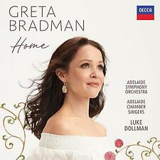Greta Bradman - Home (CD ALBUM)
