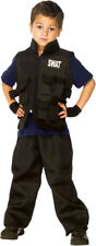 Morris Costumes Boys Occasions Swat Child Toddlers Costume 7-10. UAC46111MD