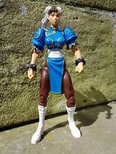 SOTA Toys - Player 1 Blue Chin Li Street Fighter 2 Rare