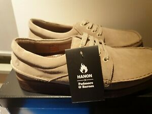 Padmore & Barnes x Hanon 1 Of 48 Pairs In Existence Very Rare - UK 9 Wallabee