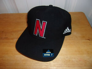 Nebraska Cornhuskers Hat Cap Fitted Size Small NWT