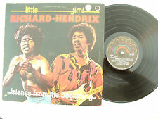 LITTLE RICHARD JIMI HENDRIX LP FRIENDS FROM THE BEGINNING ember 3434..N/M 33rpm