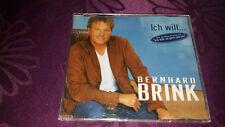 Bernhard Brink / Ich Will - Maxi CD