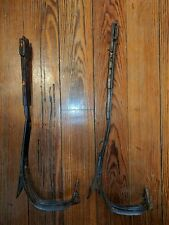 Vintage Melling Forging Tree Climbers