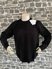 Balmain Pullover Schwarz L Verfügbar