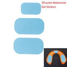 1Set Gel Pad Abdominal Fitness Slimming Massage Machine Stickers HydrogelPasterZ
