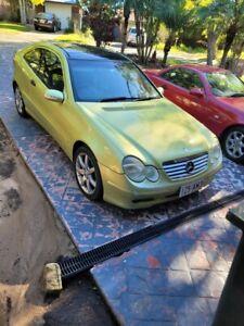 2003 Mercedes Benz C200 Kompresor