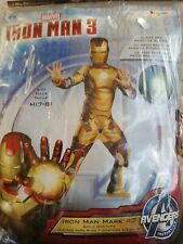 CK687 Classic Iron Man Mark 42 Avengers Kids Super Hero Fancy Boys Child Costume