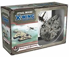 Star Wars X-wing: Heroes Of The Resistance Game Expansion P