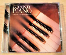 "GRAND PIANO ""Narada Anniversary Collection"" -Various - 2 x CD -ND2-6106- 1997 US"