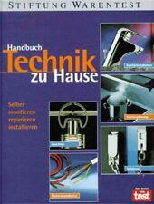 Handbuch. Technik zu Hause. Selber montieren, reparieren, installieren
