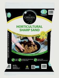 Horticultural Washed & Graded Coarse Granular Sharp Sand 20kg