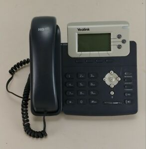 Yealink IP Business Phone SIP T22P Grey Great Condition