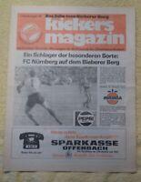 Strickmütze Zusamme schaffe mers Kickers Offenbach   Fussball Fanartikel