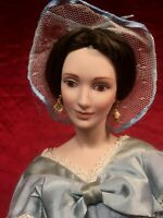 GONE WITH THE WIND ANNE OF GREEN GABLES DOLL 45 CM BY FRANKLIN HEIRLOOM DOLLS