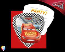 Articoli rossi per feste e party compleanno bambino , sul veicoli