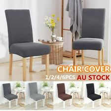 Super Stretch Dining Chair Covers Removable Slipcover Washable Banquet Furniture