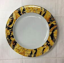 "VERSACE ""VANITY"" DINNER PLATE 10 1/2"" PORCELAIN MADE IN GERMANY ROSENTHAL NEW"