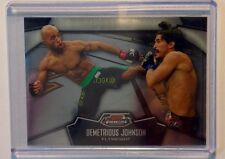 Demetrious Johnson 2012 Topps Finest #24 (Free Shipping)!