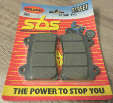 SBS Frontal Pastillas freno 613 HF Yamaha SRX600 FZR750 TDM850 TRX850 XJR1200