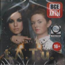 t.A.T.u. - TATU CD  13 albums 136 songs RUSSIAN POP MUSIC