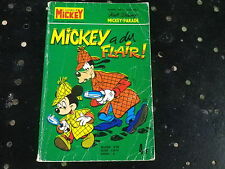 MICKEY PARADE MICKEY A DU FLAIR n° 1243 bis de 1976, bon état