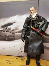 Custom 1/6 scale Dragon/DiD Military Figure - German WW2 Desert Fox Rommel