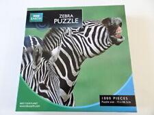 BBC EARTH ZEBRA  Jigsaw Puzzle 1000 pieces