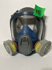 Msa Advantage 3000 Gas Mask Model 3200 Size Large With Filters