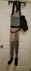 Frogg Toggs Stockingfoot Chest Wader -Sz Small BRAND NEW