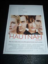 CLOSER, film card [Julia Roberts, Jude Law, Natalie Portman, Clive Owen]