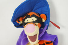 "* Authentiques DISNEY Collectible Tigger Plush Toy ""Musketeer"" thème (O)"