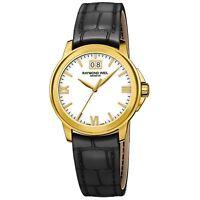 Raymond Weil 5476-P-00307 Men's Tradition White Quartz Watch