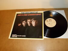 LP VINYL - JAY & THE AMERICANS - THE VERY BEST OF - UA 054-96469 - 1975 HOLLAND