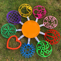 Bubble Wand Tool Bubble Maker Blower Set for Kids Children Fun Toys