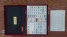 Small Box Chinese Mah jong, Ma Jiang, Mahjong (Travel Sized)