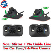 HD Night Vision 360 Degree Car Front View Side View Camera 170° Viewing Angle