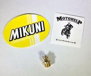 Genuine Mikuni Needle & Seat Valve VM28/511-1.5 Polaris 3130643 Ski-Do 404147400