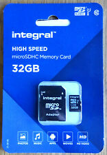 32GB Micro SD Card 4K Premium High Speed Memory Microsdxc Up To 90MB/s