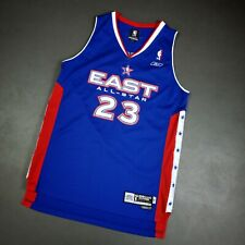 100% Authentic Lebron James Reebok 2005 All Star Game Jersey Size M 40 Mens