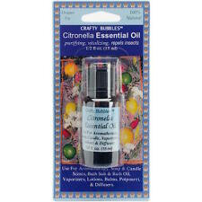 Essential Oil .5oz  (15ml) - Citronella